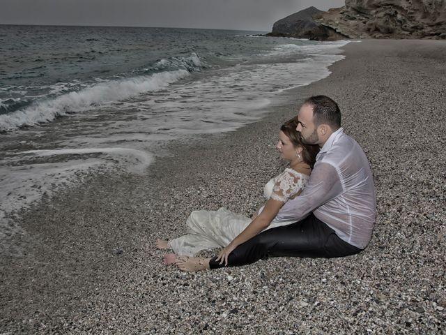 La boda de Rogelio y Mercedes en Venta Del Pobre, Almería 66