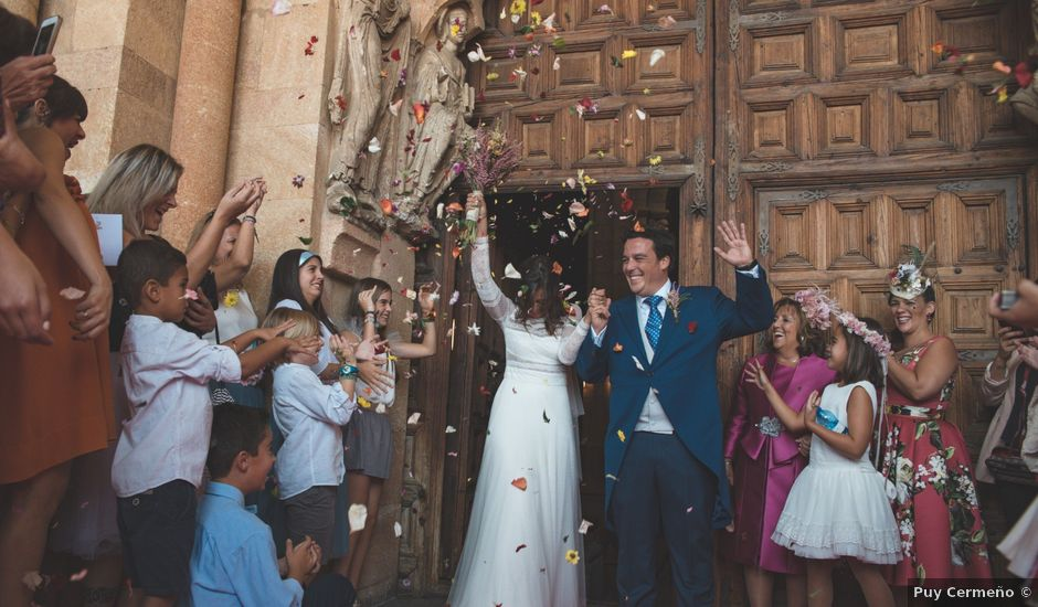La boda de Antonio y Maria en Ávila, Ávila