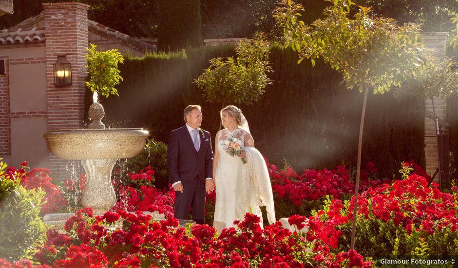 La boda de Mario y Cristina en Toledo, Toledo