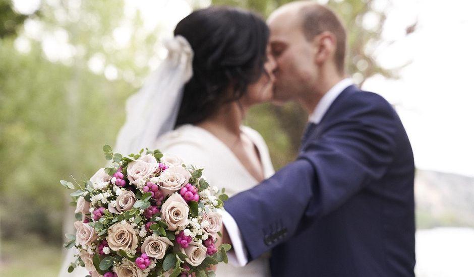 La boda de Juanjo y Patricia  en Soria, Soria