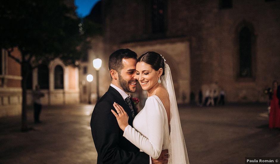 La boda de Héctor y Esther en Valencia, Valencia