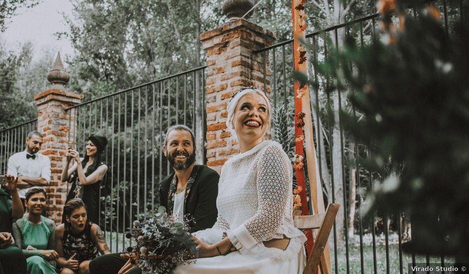 La boda de Jorge y Shara en Valdefresno, León