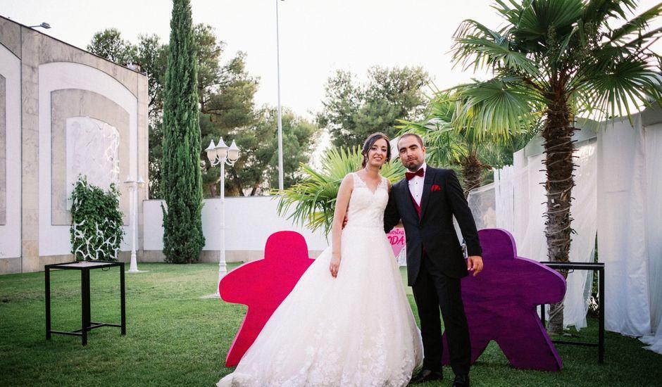 La boda de Javier y Ylenia en Tomelloso, Ciudad Real