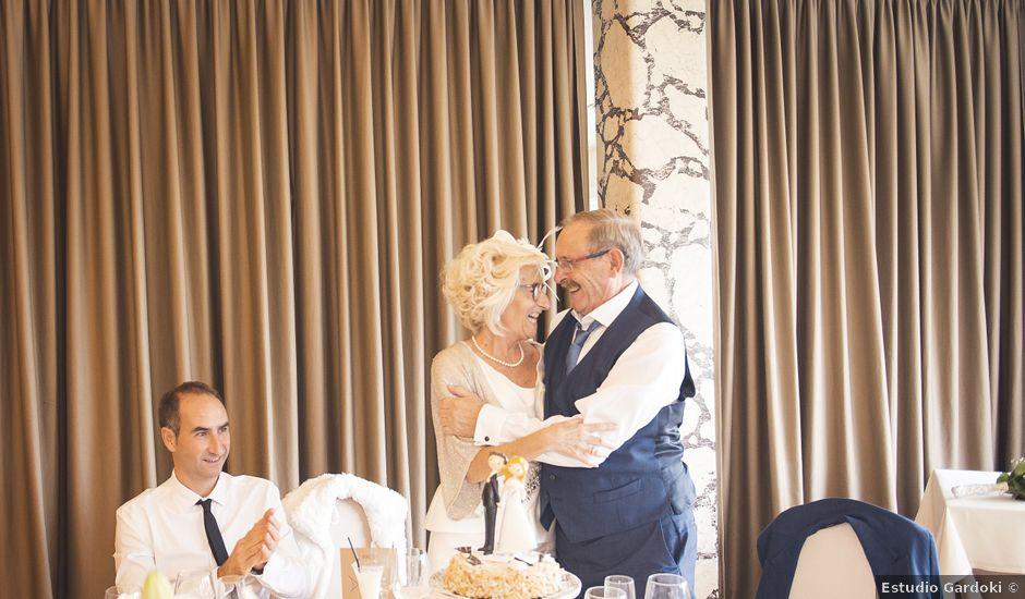 La boda de Belen y Jon en Getxo, Vizcaya