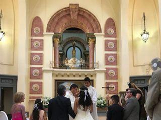 La boda de Alberto y Norma 1