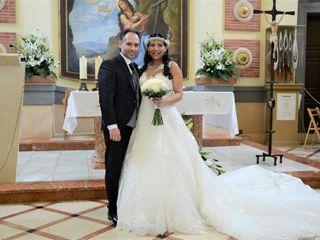 La boda de Alberto y Norma