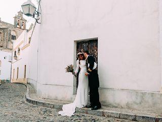 La boda de Diana y Santi