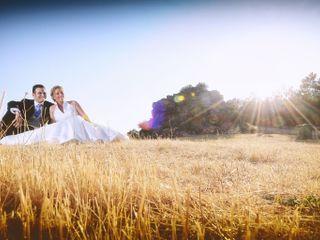 La boda de Víctor y Mónica