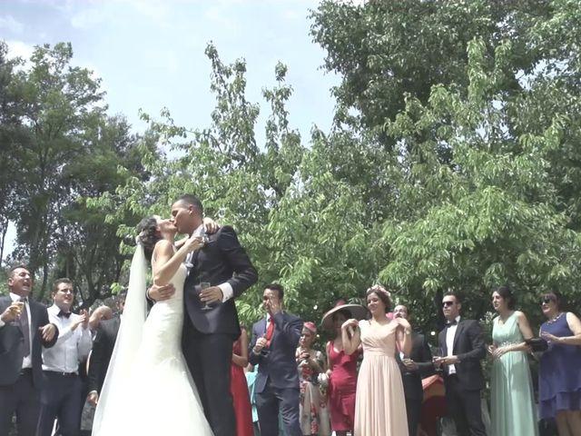 La boda de Jennifer y Ahitami