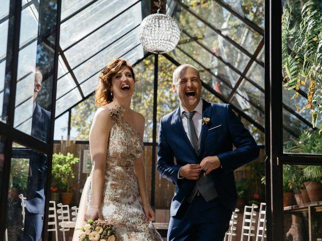 La boda de Mayte y Sergi