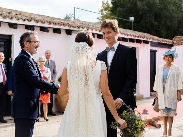 La boda de Jorge y Eva en Zaragoza, Zaragoza 17