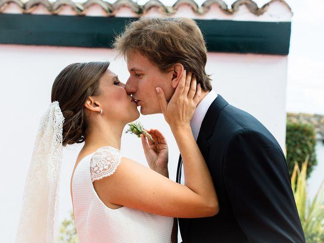 La boda de Eva y Jorge
