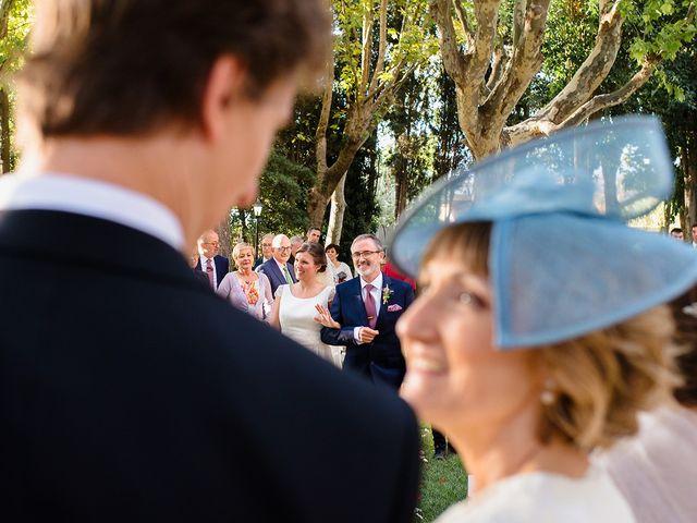 La boda de Jorge y Eva en Zaragoza, Zaragoza 21