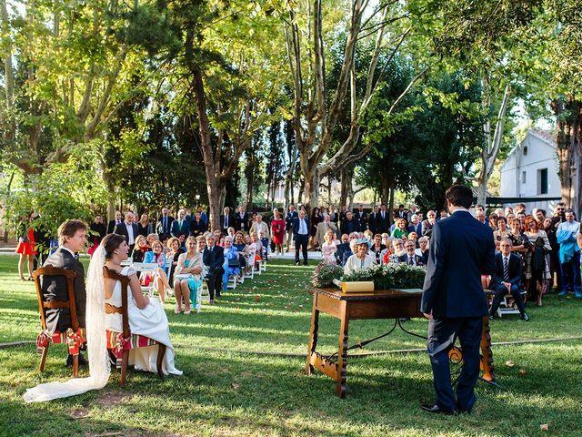 La boda de Jorge y Eva en Zaragoza, Zaragoza 25