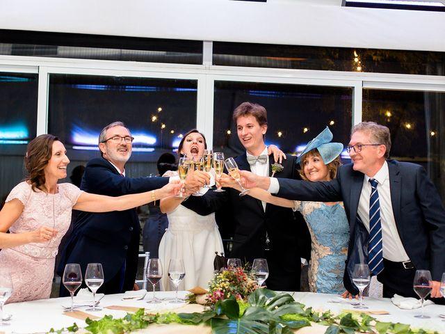La boda de Jorge y Eva en Zaragoza, Zaragoza 50