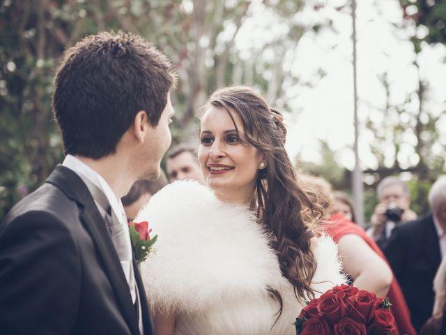 La boda de David y Montse en Igualada, Barcelona 36