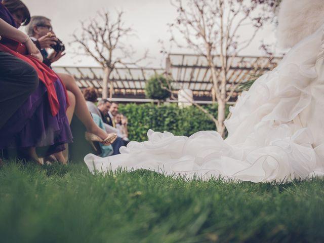 La boda de David y Montse en Igualada, Barcelona 37