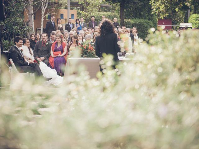 La boda de David y Montse en Igualada, Barcelona 39