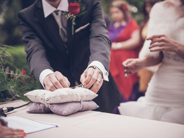La boda de David y Montse en Igualada, Barcelona 40