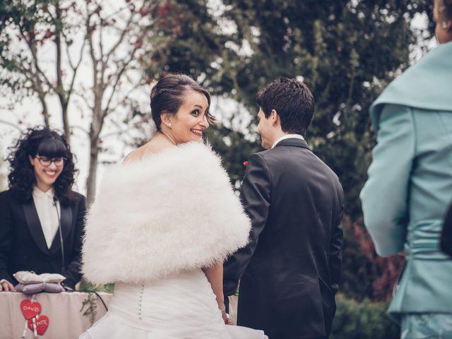 La boda de David y Montse en Igualada, Barcelona 42