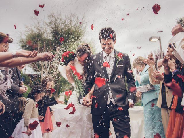 La boda de David y Montse en Igualada, Barcelona 43