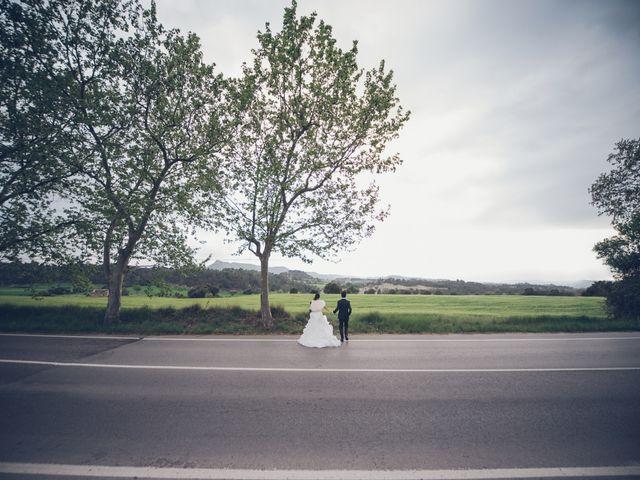 La boda de David y Montse en Igualada, Barcelona 48