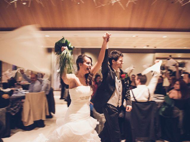 La boda de David y Montse en Igualada, Barcelona 54