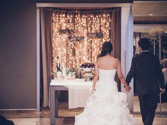 La boda de David y Montse en Igualada, Barcelona 55