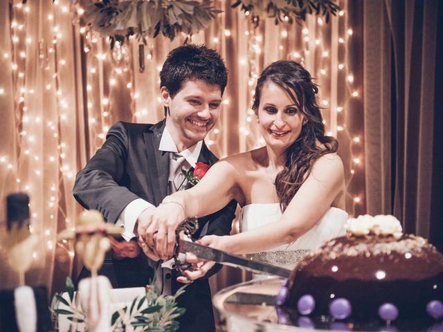 La boda de David y Montse en Igualada, Barcelona 56