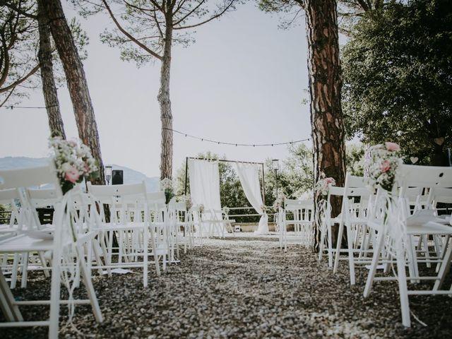 La boda de Jose y Judit en Castellar Del Valles, Barcelona 74