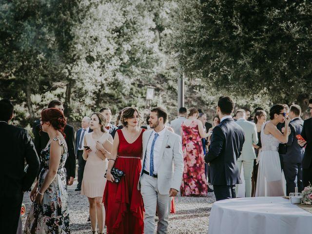 La boda de Jose y Judit en Castellar Del Valles, Barcelona 87