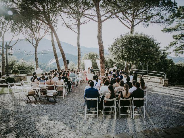 La boda de Jose y Judit en Castellar Del Valles, Barcelona 96