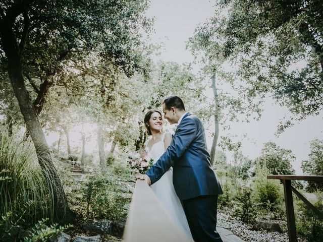 La boda de Jose y Judit en Castellar Del Valles, Barcelona 110
