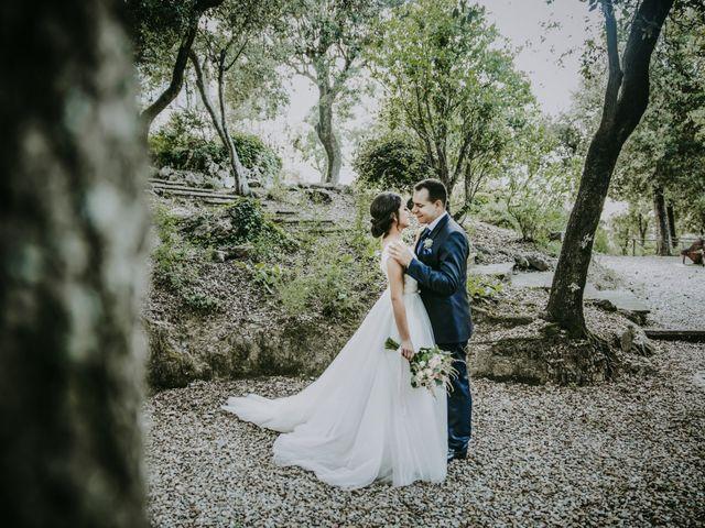 La boda de Jose y Judit en Castellar Del Valles, Barcelona 112
