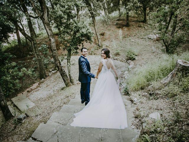 La boda de Jose y Judit en Castellar Del Valles, Barcelona 117