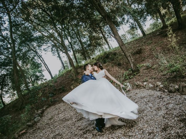 La boda de Jose y Judit en Castellar Del Valles, Barcelona 122