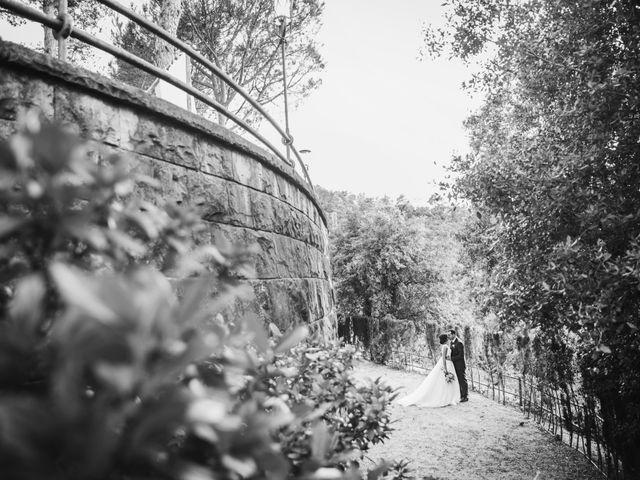 La boda de Jose y Judit en Castellar Del Valles, Barcelona 133