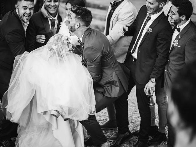 La boda de Jose y Judit en Castellar Del Valles, Barcelona 136