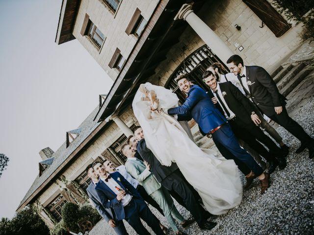La boda de Jose y Judit en Castellar Del Valles, Barcelona 137