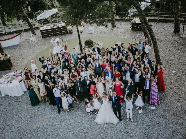 La boda de Jose y Judit en Castellar Del Valles, Barcelona 147