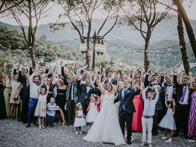 La boda de Jose y Judit en Castellar Del Valles, Barcelona 148