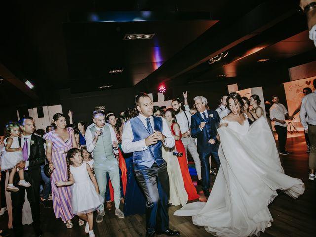 La boda de Jose y Judit en Castellar Del Valles, Barcelona 183