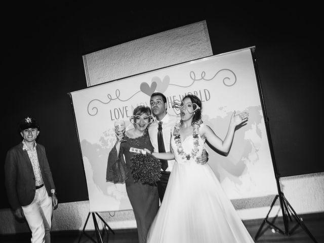 La boda de Jose y Judit en Castellar Del Valles, Barcelona 190