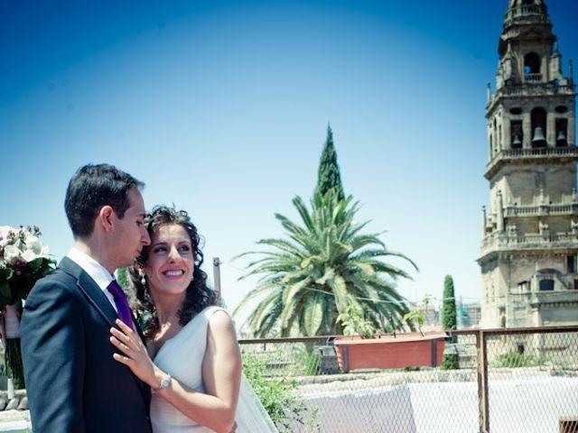 La boda de Manu y Pepi en Córdoba, Córdoba 1