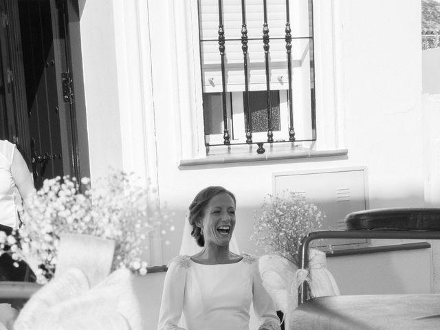 La boda de Natalia y Álvaro en Aracena, Huelva 5