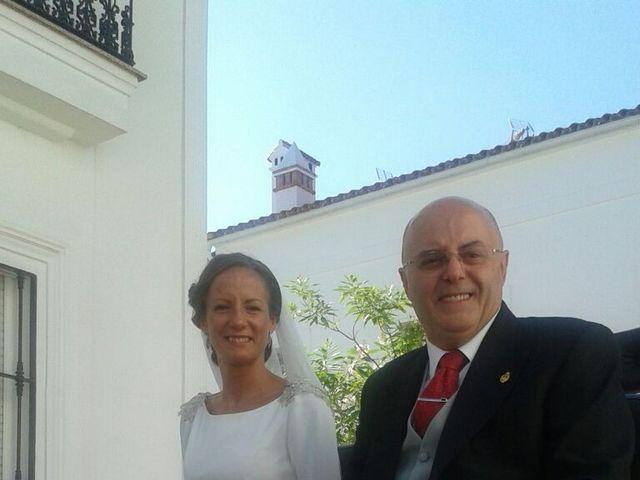 La boda de Natalia y Álvaro en Aracena, Huelva 6