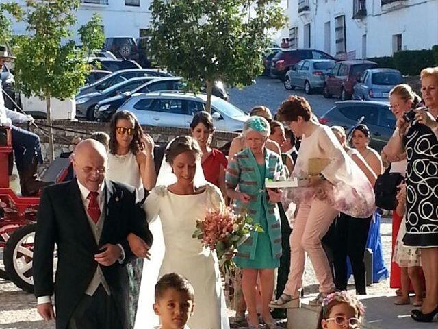 La boda de Natalia y Álvaro en Aracena, Huelva 7