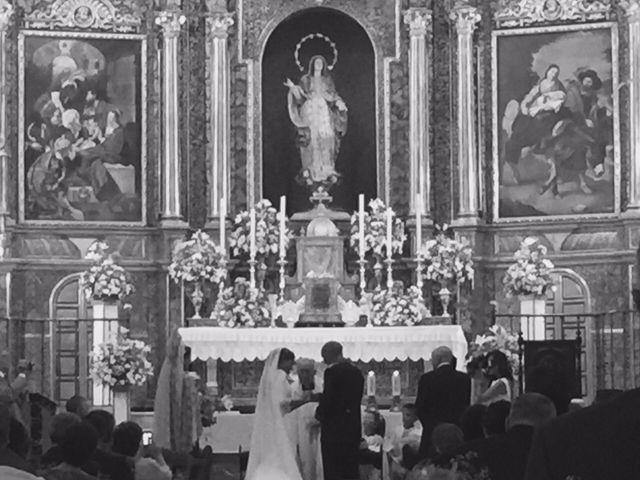 La boda de Natalia y Álvaro en Aracena, Huelva 8