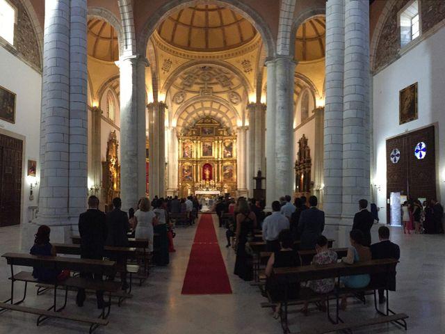 La boda de Natalia y Álvaro en Aracena, Huelva 2