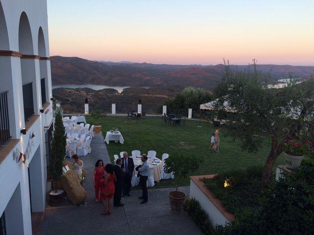 La boda de Natalia y Álvaro en Aracena, Huelva 19